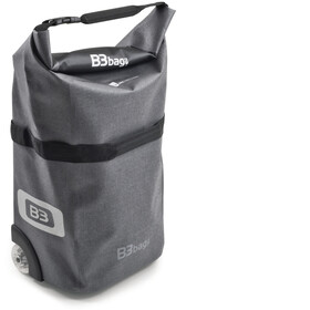 B&W International B3 Bag Trolley grey melange